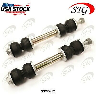2 JPN Front Sway Bar Stabilizer Link Kit for Chevy Vehicles Same Day Shipping