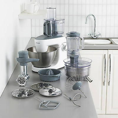 Kenwood KHH326WH Multione Food Mixer with 4.3 Litres Bowl White (BRAND NEW)