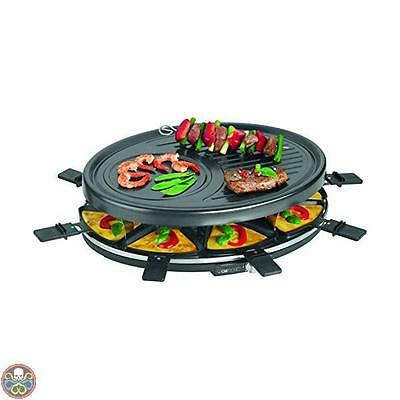Clatronic Rg 3517 Raclette/grill Nuovo