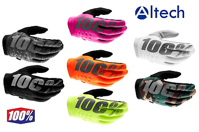 100% Brisker Winter Motocross Gloves MX MB Cold Weather Warm Thermal Adult Youth