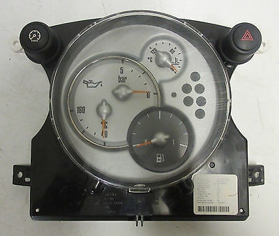 Genuine Used MINI Chrono Instrument Cluster Speedo for R50 R52 R53 - 6953548