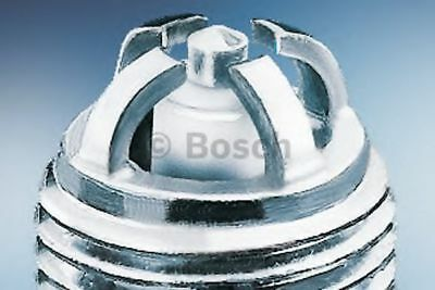 Bosch Set de 3 SUPER 4 Bougies 0242232515-Genuine-Garantie 5 an