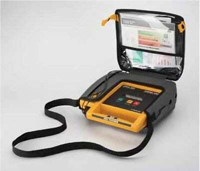 (AED) Physio Control Lifepak 500 –NEW LITHIUM BATTERY, NEW PADS, 1 YEAR WARRANTY