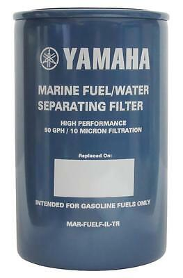 Yamaha Outboard Mar-Fuelf-Il-Tr Fuel Water Separator 90Gph 10 Micron