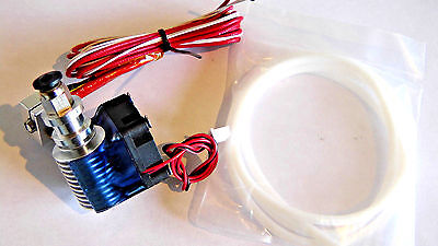 E3D v6 J-head Hotend+fan - Bowden extruder - 1.75mm , 3D printer part
