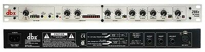 DBX 286s Microphone Preamp & Channel Strip Processor