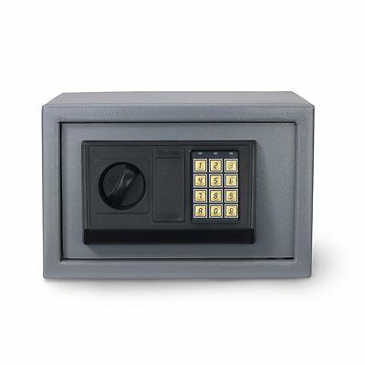 Neiko 61013 550 Digital Electronic Safe for Home, Business and Recreation with K