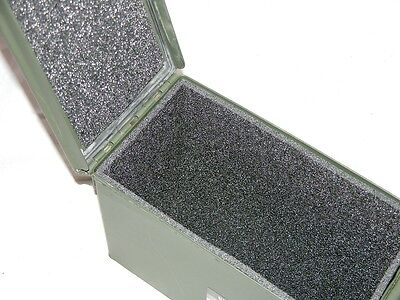 Precut closed cell Foam Liner Kit upgrade your FAT 50cal 50 cal caliber Ammo Can