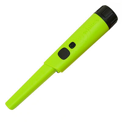White's TRX Pinpointer Fluorescent Shell (Lime Green)