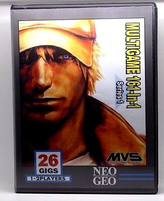 Soft box  for 161 in  1 NEO GEO SNK MVS Series 1