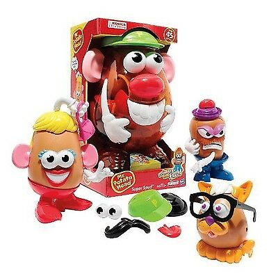 Playskool Mr. Potato Head SUPER SPUD with Over 45  Accessories & Pieces!