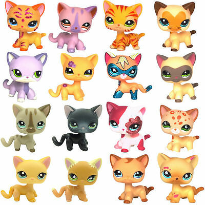 LPS LITTLEST PETSHOP CHAT CAT KITTY Jouet animal