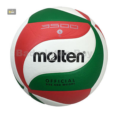 Genuine Molten V5M3500 Official Size 5 Volleyball FIVB Approved
