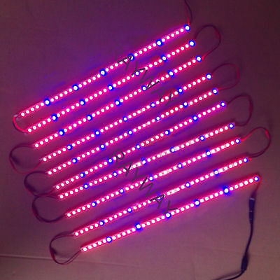 Outdoor Led Grow Light Bar SMD5630 DC 12V Plant Grow Strip Garden Hydroponics
