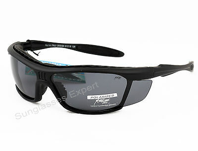 Xtreme Plus Mens Polarized Sunglasses - Foam Padded - for Fishing, Sports etc.