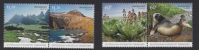 A.A.T. 2010 Macquarie Island Tennet Pairs Stamp Set