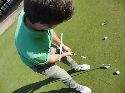 T-Stroke Putting Training Aid - The A.R.C of Putting
