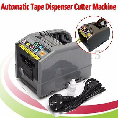 Automatic Tape Dispenser Cutter Packaging Machine For ZCUT-9 Electric Adhesive
