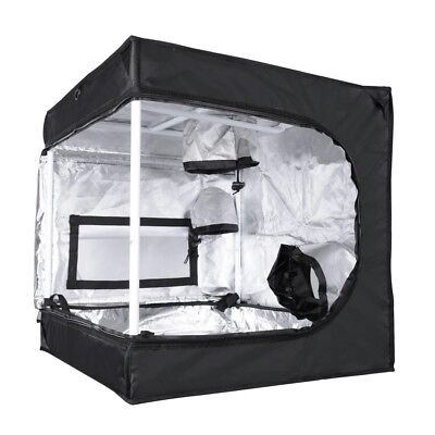 Hydroponic Grow Tent Dark Room Bud Plate Indoor Mylar Box Nontoxic 60 80 120 240