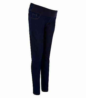 Maternity New Look Skinny Jeans Under The Bump Sizes 10 12 14 16 18 20 Leg 28 30