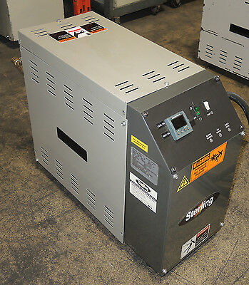 Sterling Thermolator Model M50-6-1-2 - 1/2 HP - 208 Volt Nice and Clean