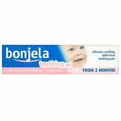 Bonjela Teething Gel 15g 1 2 3 6 Packs