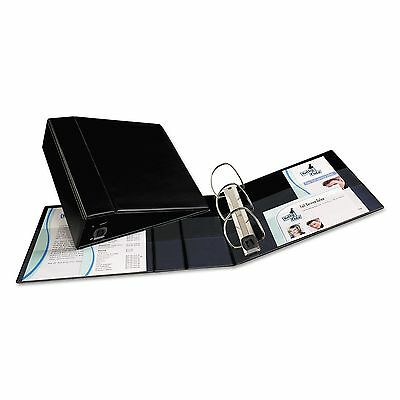 "Avery 79984 Heavy-Duty Binder with One Touch EZD Rings  11 x 8 1/2  4"" Capacity"