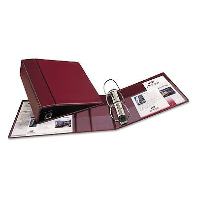 "Avery 79364 Heavy-Duty Binder with One Touch EZD Rings  11 x 8 1/2  4"" Capacity"