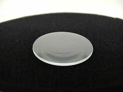Uhrenglas Lens glas Lupen 1.5 mm x 3.5 mm Mineral Double domed glass 27 - 40 mm