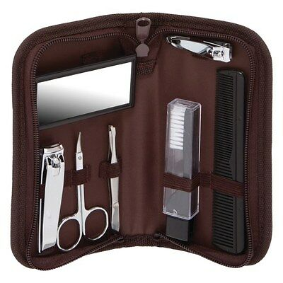 Technic Man'Stuff Manicure Set For Men Gift Set Perfect Present Travel Case