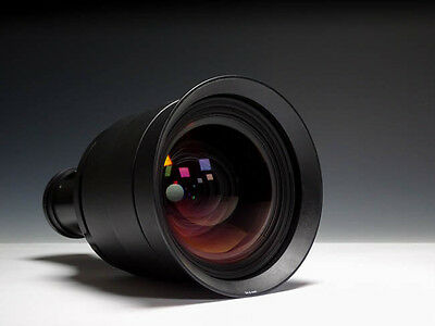 Barco/ProjectionDesign EN43 Wide-Angle Zoom Lens - WQXGA - Sehr rar!!