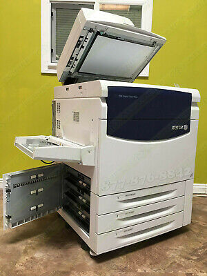 Xerox 700i Digital Color Press Production Printer Copier Scan All-in-One 70PPM