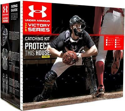 UA Protect This House Victory Series Catching Kit Senior