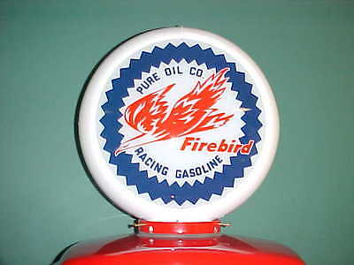 Pure Firebird Racing Gas Pump Globe