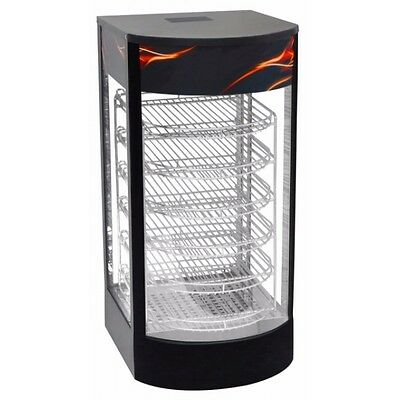 New Electric Hot Warming Cabinet Showcase Display 8035