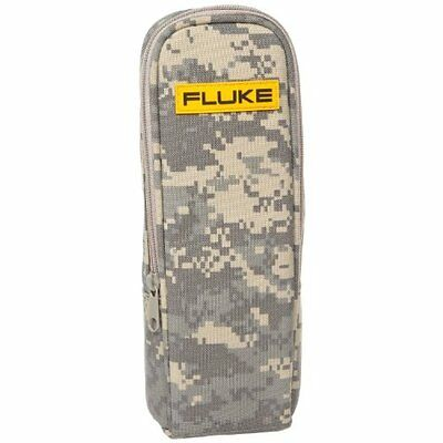 Camo-c37 Camouflage Carrying Case For Clamps T5 Tplus Electrical C37