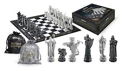 Harry Potter Wizard Chess Set Box Noble Collection Nn7580 Board Game Gift Playin