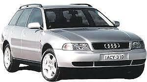 MANUALE OFFICINA AUDI A4 AVANT MY 1995 - 2000 WORKSHOP MANUAL SERVICE e-MAIL
