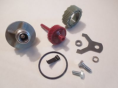 TH400 Complete Speedo kit w/ Housing Gears Seals & Retainers Speedometer gear