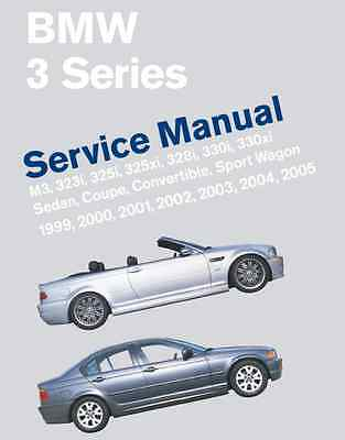 MANUALE OFFICINA BMW SERIE 3 E46 BENTLEY PUBLISHER MY 1999 -2005 WORKSHOP e-MAIL