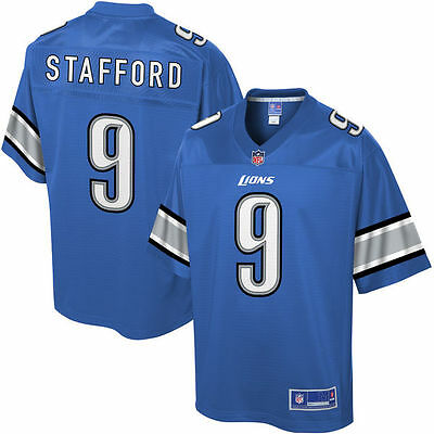 #9 Matthew Stafford Detroit Lions Mens sizes NFL jersey brand new with tags!