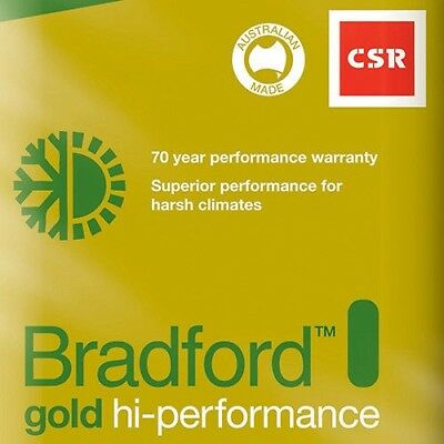 Gold High Performance Ceiling Batts - R5.0 - 430 x 1160 - VIC DELIVERY ONLY