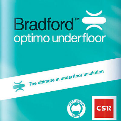 Optimo Underfloor Glasswool Insulation - R2.1 x 415 - VIC DELIVERY ONLY