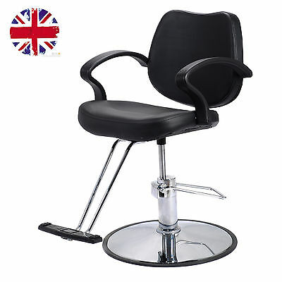 Classic Soft Hydraulic Barber Chair Salon Beauty Styling Hairdressing Threading