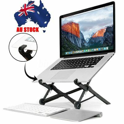 AU NEXSTAND K2 Portable Adjustable Fold Laptop Notebook Desk Stand Holder Mounts
