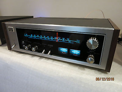 VINTAGE AKAI TUNER ~ MODEL AT 580 ..Made In Japan ..Super Condition