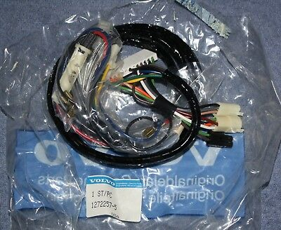 Volvo 240 264 242 Turbo 262 Tempomat Kabelbaum cruise control wiring harness NOS