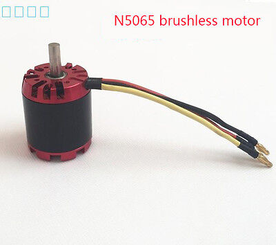 EMP N5065 270KV/320KV/400KV High Efficiency Brushless motor sensorless/sensored