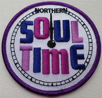 Northern Soul Patch - Soul Time - Northern Soul