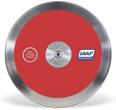 High Spin IAAF Approved Discus - Outdoor Athletics Throwing Competition